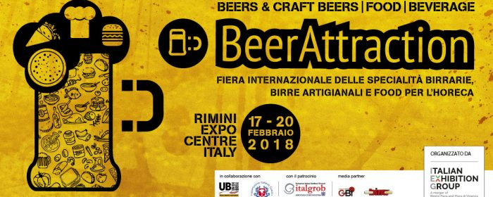 Prenota per FIERA Beer Attraction a Rimini